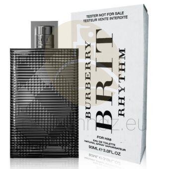 Burberry - Brit Rhythm férfi 90ml eau de toilette teszter