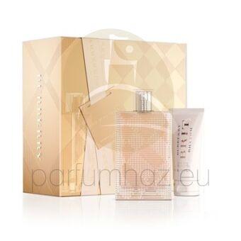 Burberry - Brit Rhythm női 90ml parfüm szett   1.