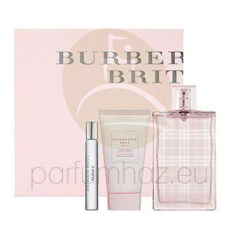 Burberry - Brit Sheer női 100ml parfüm szett  2.