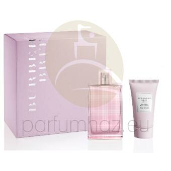Burberry - Brit Sheer női 50ml parfüm szett