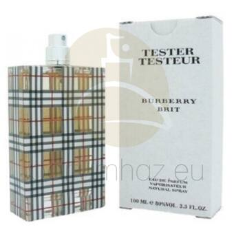 Burberry - Brit női 100ml eau de parfum teszter
