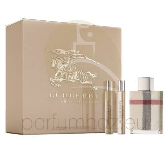 Burberry - London edp női 50ml parfüm szett   1.