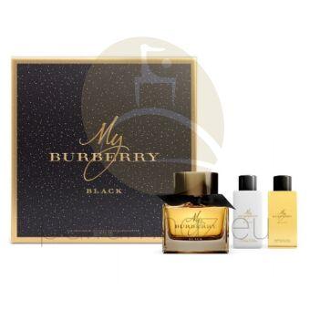 Burberry - My Burberry Black női 90ml parfüm szett  1.