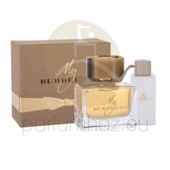 Burberry - My Burberry edp női 90ml parfüm szett  5.
