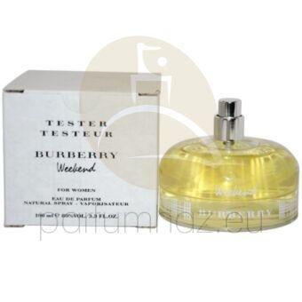 Burberry - Weekend női 100ml eau de parfum teszter