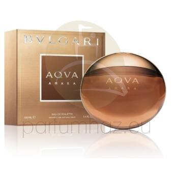 Bvlgari - Aqua Amara férfi 100ml eau de toilette
