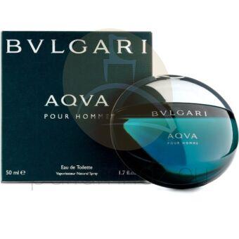 Bvlgari - Aqua férfi 50ml eau de toilette