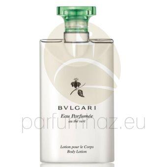 Bvlgari - Eau Parfumée Au Thé Vert unisex 200ml testápoló teszter