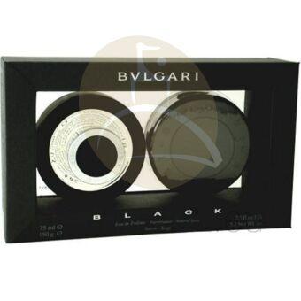 Bvlgari - Black unisex 75ml parfüm szett