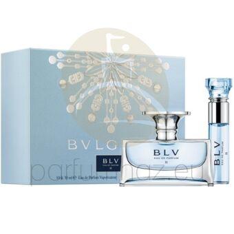 Bvlgari - BLV II női 75ml parfüm szett