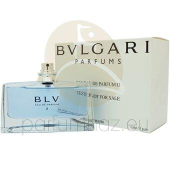 Bvlgari - BLV II női 75ml eau de parfum teszter