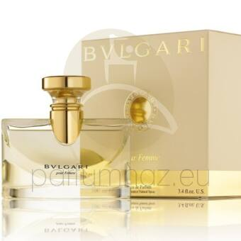 Bvlgari - Pour Femme női 50ml eau de parfum teszter