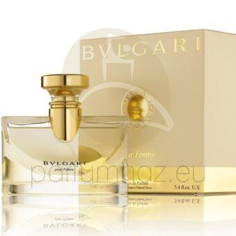 Bvlgari - Pour Femme női 100ml eau de parfum teszter