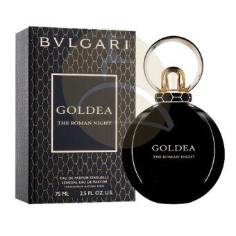 Bvlgari - Goldea The Roman Night női 50ml eau de parfum