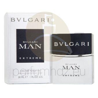 Bvlgari - Man Extreme férfi 30ml eau de toilette