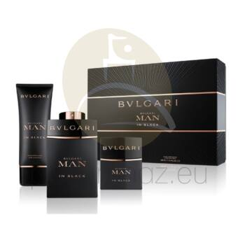 Bvlgari - Man in Black férfi 100ml parfüm szett