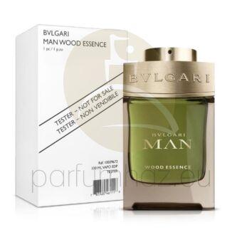Bvlgari - Man Wood Essence férfi 100ml eau de parfum teszter