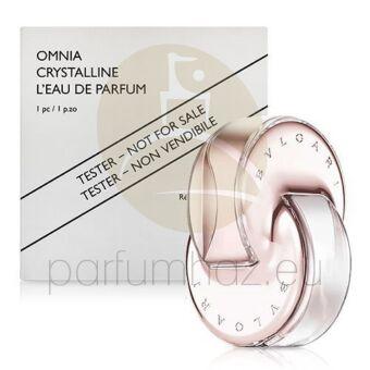 Bvlgari - Omnia Crystalline 2013 női 65ml eau de parfum teszter