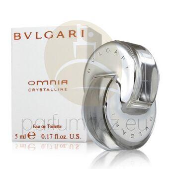 Bvlgari - Omnia Crystalline női 5ml eau de toilette