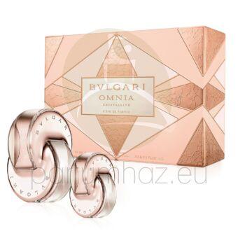 Bvlgari - Omnia Crystalline 2013 női 65ml parfüm szett   2.