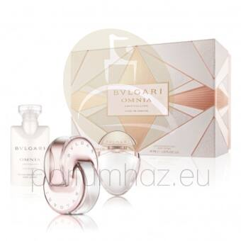 Bvlgari - Omnia Crystalline 2013 női 65ml parfüm szett