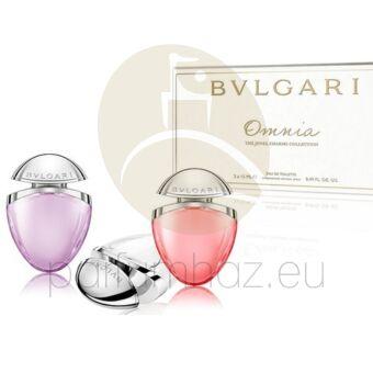 Bvlgari - Omnia The Jewel Charms női 15ml parfüm szett