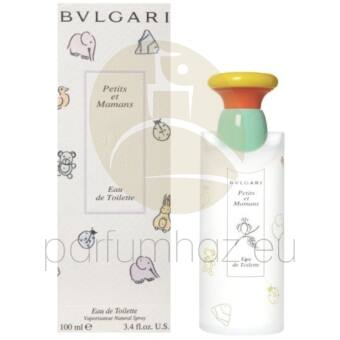 Bvlgari - Petits et Mamans női 100ml eau de toilette teszter