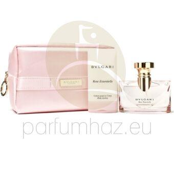 Bvlgari - Rose Essentielle női 50ml parfüm szett