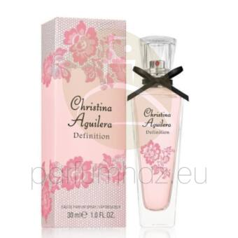 Christina Aguilera - Definition női 15ml eau de parfum