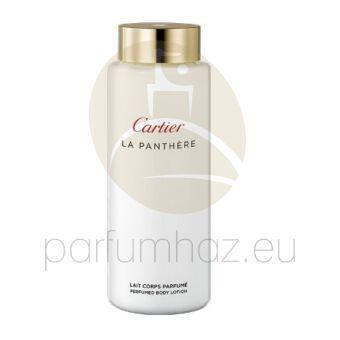 Cartier - La Panthere női 200ml testápoló teszter
