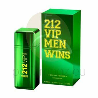 Carolina Herrera - 212 VIP Wins férfi 100ml eau de parfum