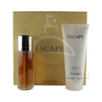 Calvin Klein - Escape női 100ml parfüm szett  1.