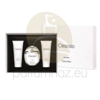 Calvin Klein - Obsessed női 100ml parfüm szett  2.