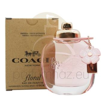 Coach - Coach Floral női 90ml eau de parfum teszter