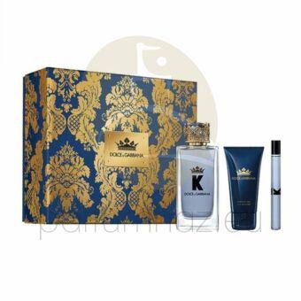 Dolce & Gabbana - K by Dolce and Gabbana férfi 100ml parfüm szett  2.