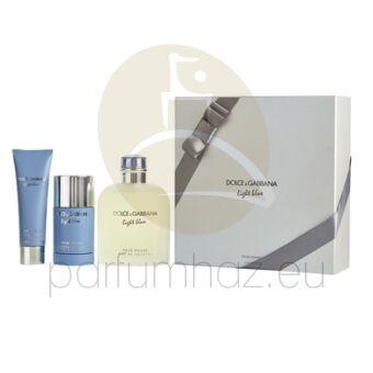 Dolce & Gabbana - Light Blue férfi 200ml parfüm szett  5.