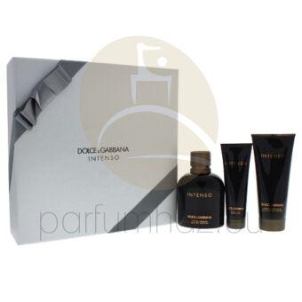 Dolce & Gabbana - Pour Homme Intenso férfi 125ml parfüm szett  3.