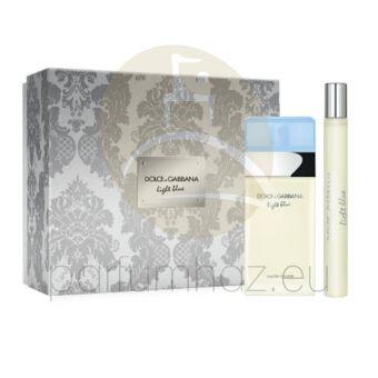 Dolce & Gabbana - Light Blue női 25ml parfüm szett  7.