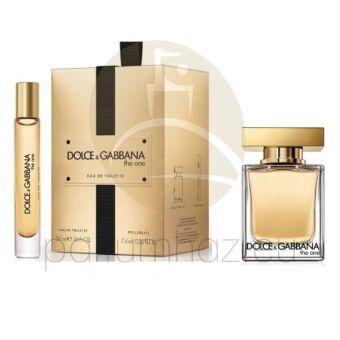 Dolce & Gabbana - The One női 50ml parfüm szett  4.