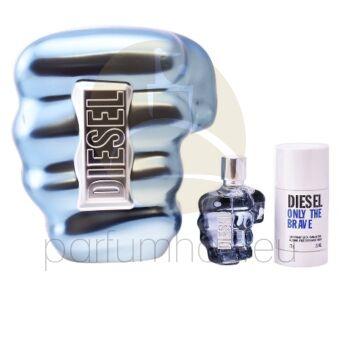 Diesel - Only The Brave férfi 75ml parfüm szett  3.