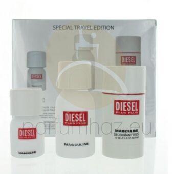 Diesel - Plus Plus férfi 75ml parfüm szett  2.
