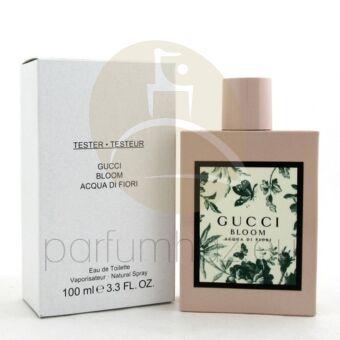 Gucci - Gucci Bloom Acqua di Fiori női 100ml eau de toilette teszter