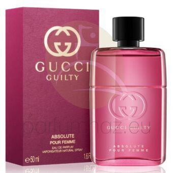 Gucci - Guilty Absolute női 50ml eau de parfum