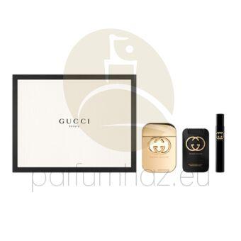 Gucci - Guilty edt női 75ml parfüm szett  8.