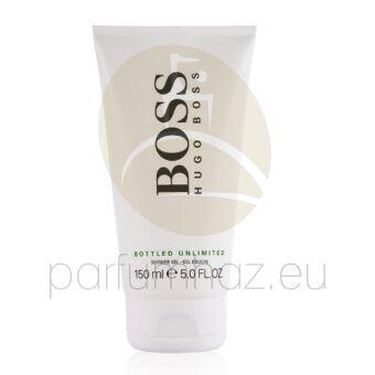 Hugo Boss - Boss Bottled Unlimited férfi 150ml tusfürdő