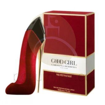 Carolina Herrera - Good Girl Velvet Fatale női 80ml eau de parfum