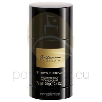 Baldessarini - Strictly Private férfi 75ml deo stick