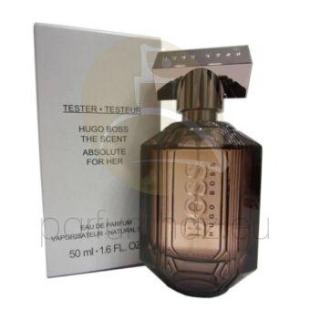 Hugo Boss - Boss The Scent Absolute női 50ml eau de parfum teszter