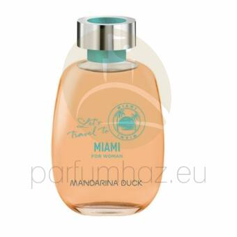 Mandarina Duck - Let's Travel To Miami női 100ml eau de toilette teszter