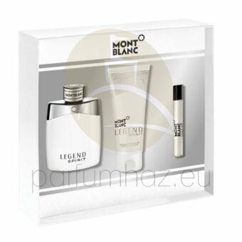 Mont Blanc - Legend Spirit férfi 100ml parfüm szett  3.